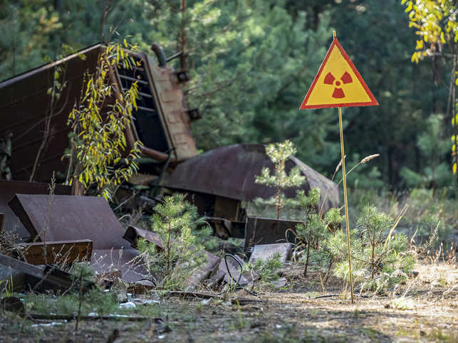 radiation hazard-radioactive waste-nuclear disaster_GettyImages
