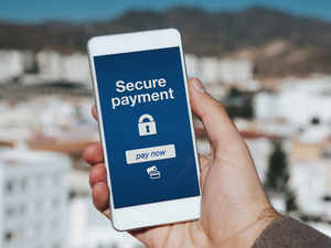 secure payment otp getty