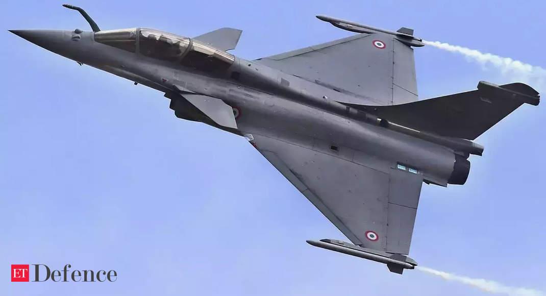 HAL back on Rafale Radar, talks on for making jets in India