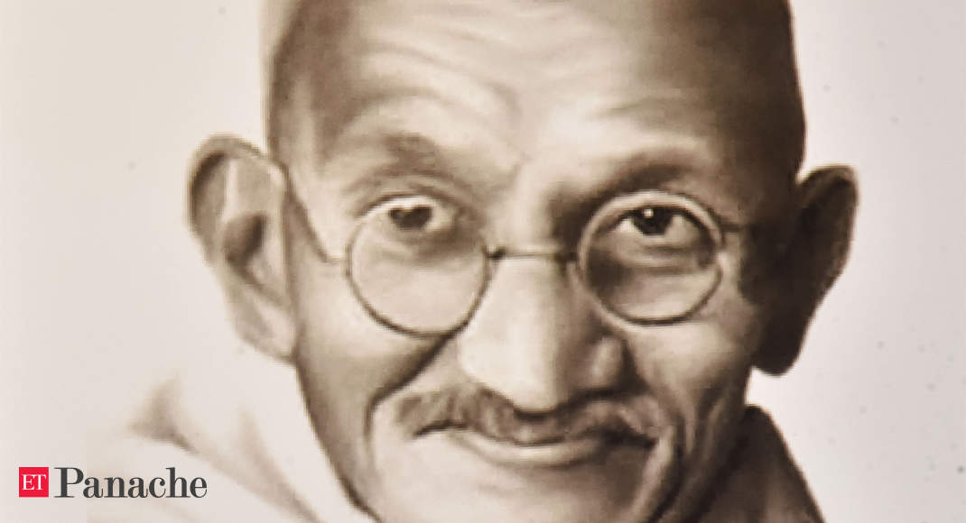 Mahatma's moustache deserves recognition