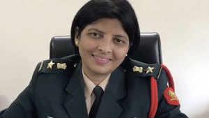 SC order will bring gender equality in army: Lt Col Seema Singh