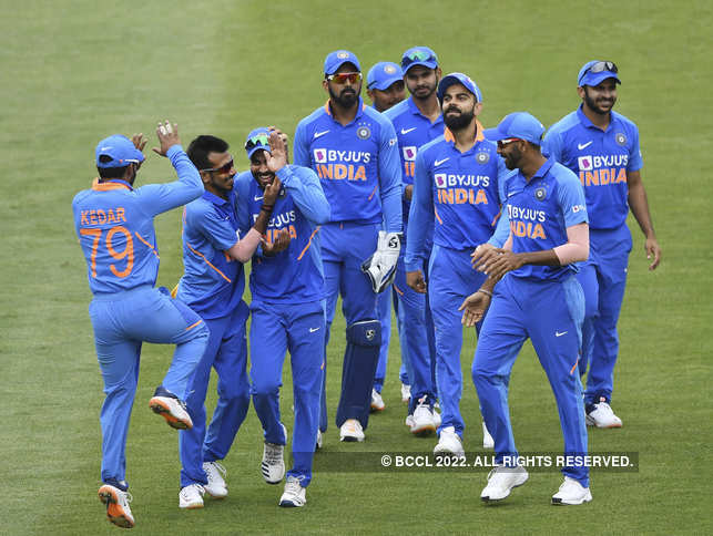 Team India is making the most of the little leisure time​​
