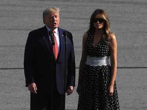 Donald-Melania-Trump-AFP
