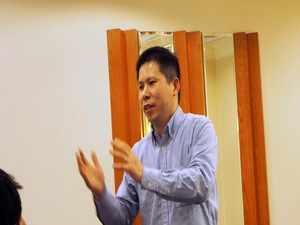 China activist Xu Zhiyong arrest