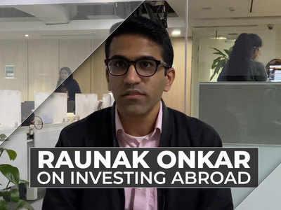 Raunak Onkar of PPFAS Mutual Fund on investing abroad