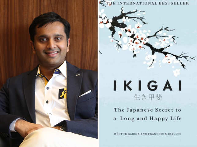 Some of Patel's favorites include 'Ikigai: The Japanese secret to a long and happy life' by Hector Garcia and Francesc Miralles.