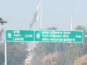 Wagah Border