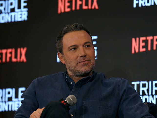 "Affleck said his divorce from Garner is the ""biggest regret"" of his life."
