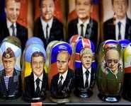 Magnets & Mugs: Putin's face still sells