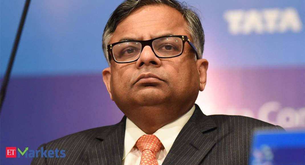 Challenges keep Tata Sons' N Chandrasekaran on his toes
