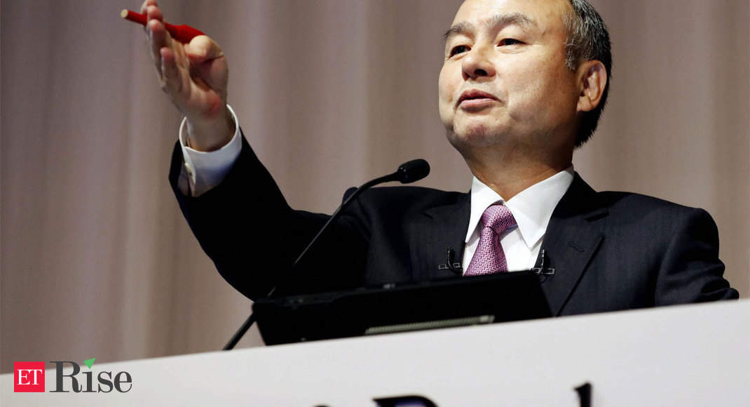 SoftBank's Son to pitch US investors under cloud of WeWork