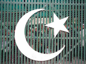 Pakistan's national flag