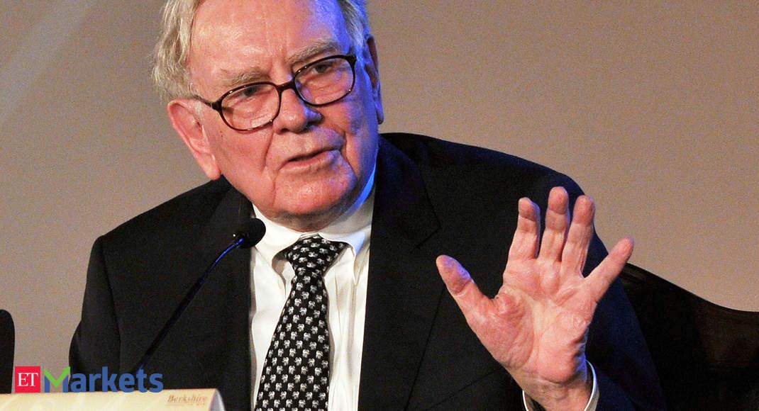 Warren Buffett spends record $2.2 billion buying Berkshire shares