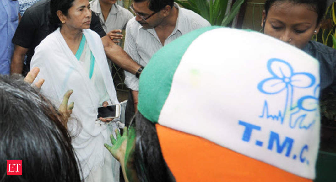 7 houses set on fire in TMC-BJP clash in West Bengal