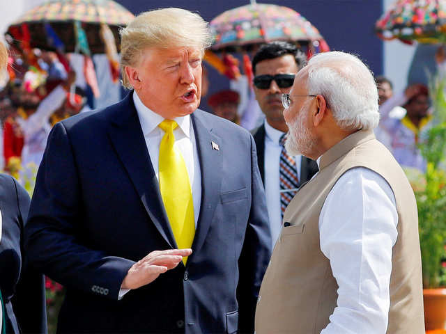 Notable differences - Tycoon and a tea-seller's son: Trump, Modi ...