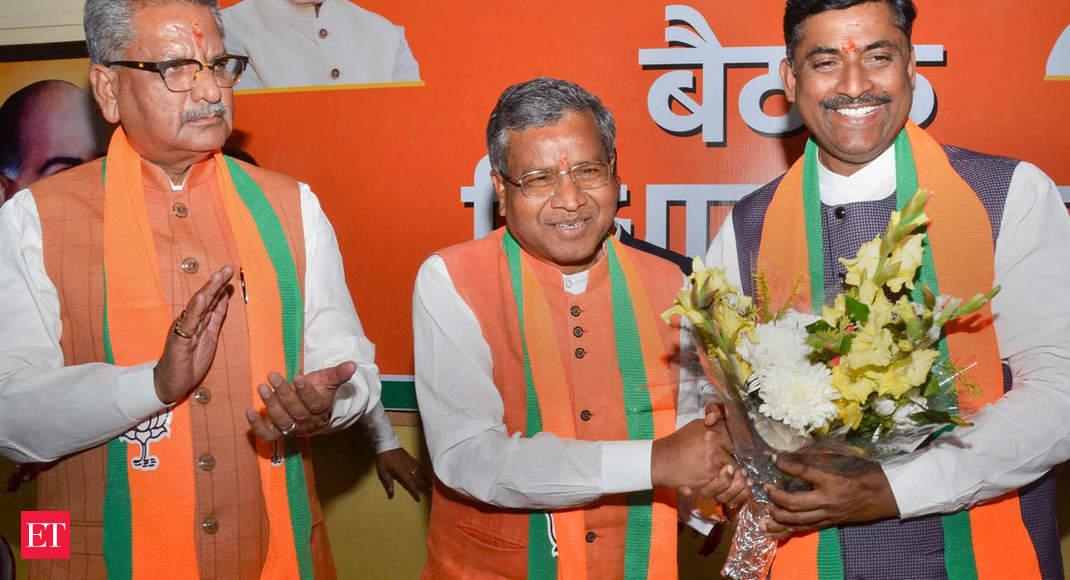 Babulal Marandi elected BJP-LP leader in Jharkhand
