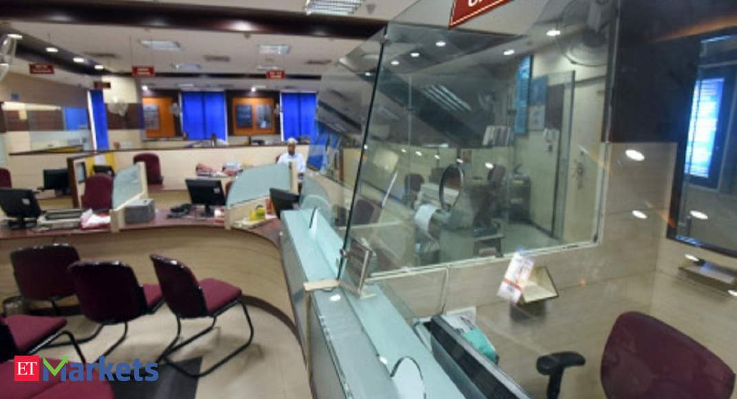 Share market update: PSU bank shares dip; Canara Bank down 1%