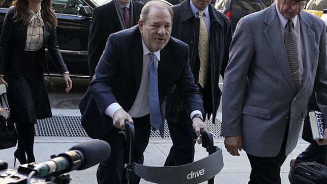 #MeToo movement: Harvey Weinstein found guilty of sexual assault, rape