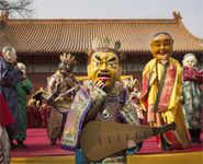 Tibetans in exile celebrate Losar in Himachal