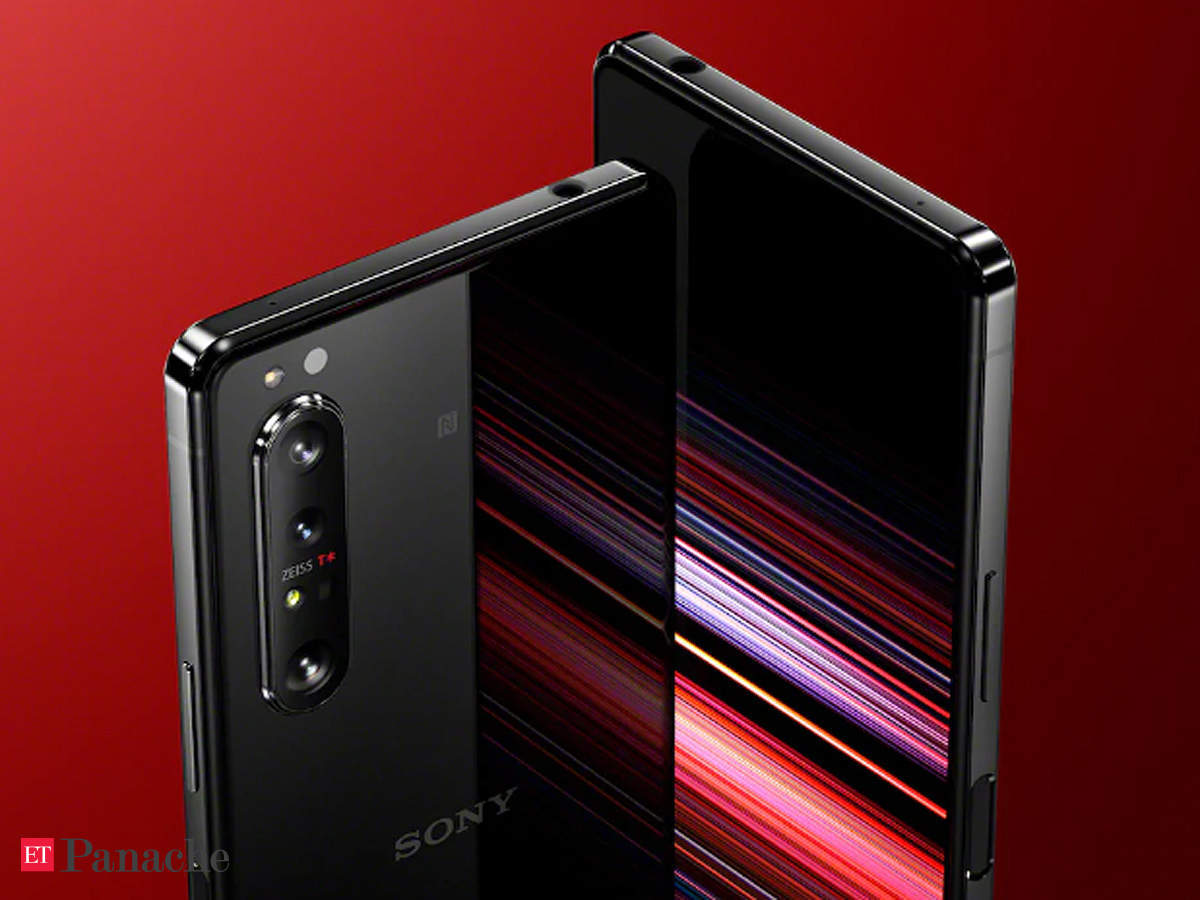 Sony Xperia 1 Ii Price Sony Unveils Xperia 1 Ii With Triple Cameras And Focus On Professional Photo Features The Economic Times