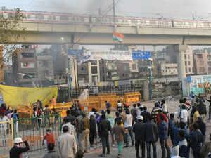 caa protest delhi bccl