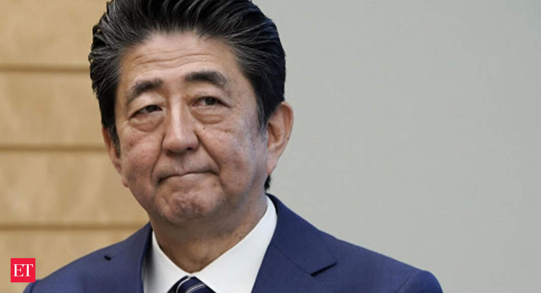 """Where's Abe?"" critics ask, as coronavirus spreads in Japan"
