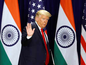 Don't want to say anything on CAA; it is up to India: Trump on Delhi violence