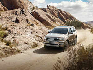 Ford Endeavour_company website