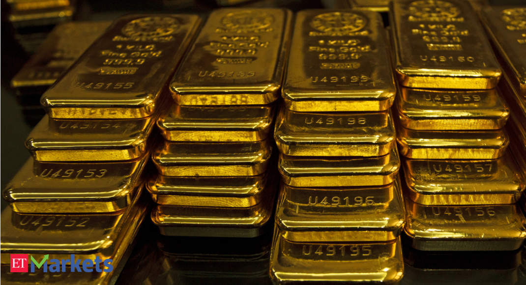 Gold gains as pandemic fears hit risk appetite