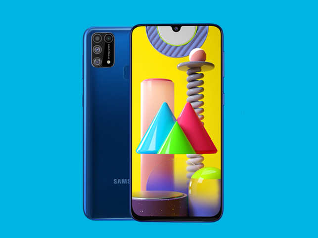 Samsung Galaxy M31 is equipped with 6.4-inch super AMOLED display and a massive 6000mAh Battery. 