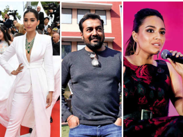 In the wake of the violent clashes and images and videos of parts of the city burning, several Bollywood celebrities took to Twitter to condemn the situation, and called for action.