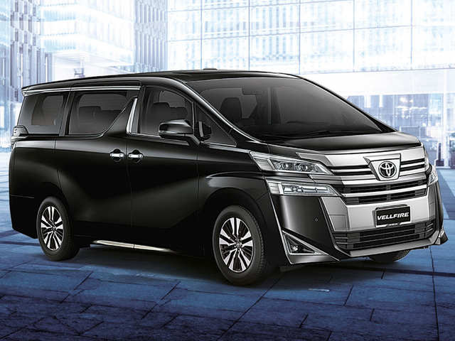 Luxe on wheels: Toyota Kirloskar unveils self-charging EV Vellfire at Rs 79.5 lakh