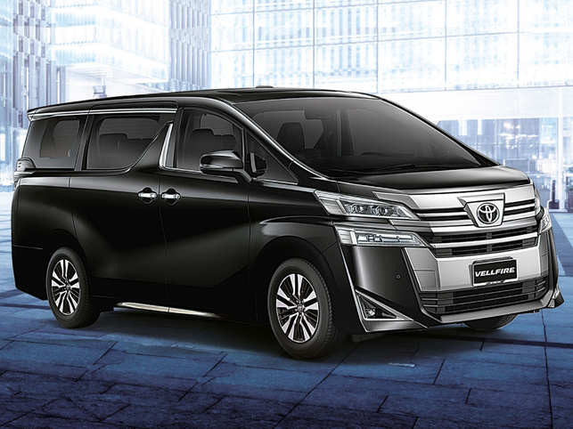 ​Toyota Kirloskar Motor​ claimed that the multi-purpose Vellfire ​gives a mileage of 16.35 km per, and has high fuel-efficiency.​