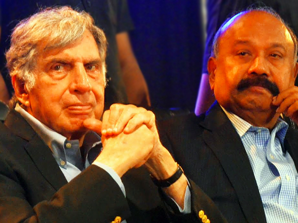 An evening in Paris to a reunion in Delhi: The GMR-ADP-Tata love triangle and a marriage that wasn't