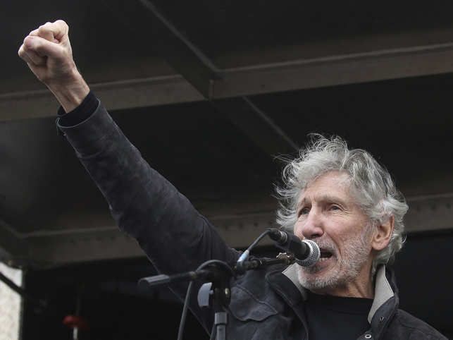 In a video that has gone viral on social media, Waters, co-founder and guitarist of the English rock band, is seen calling the controversial Citizenship law 'fascist and racist'.