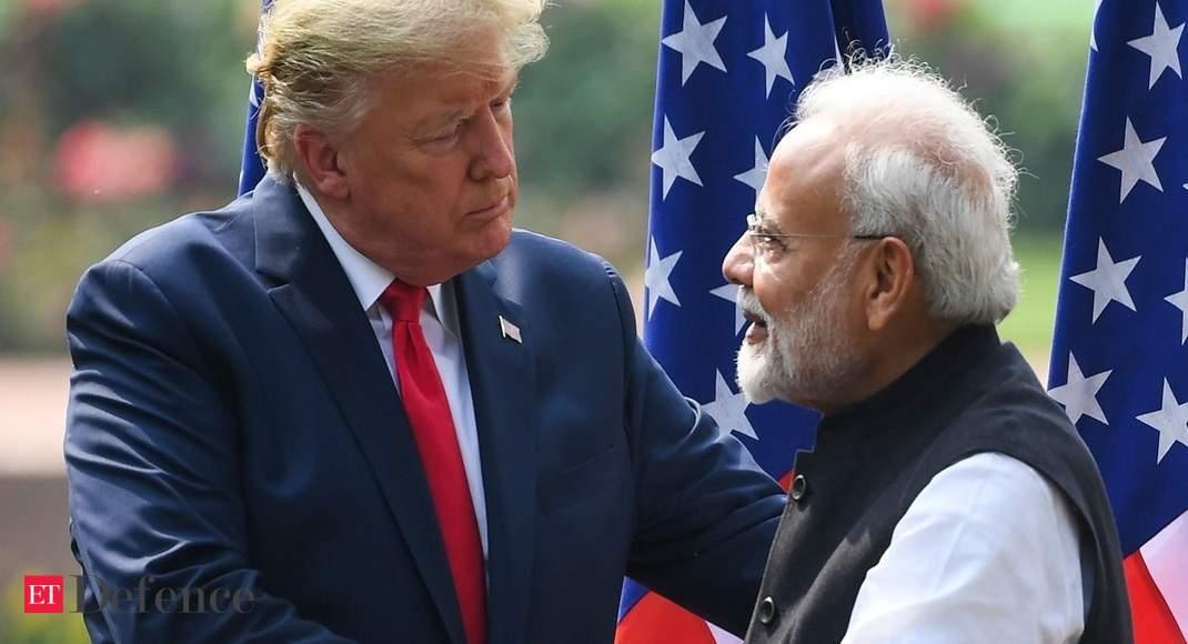 India's Trump hug pushes Dems away