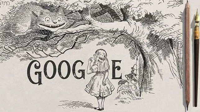 Sir John Tenniel: Google Doodle honours 'Alice in Wonderland' illustrator on 200th birth anniversary