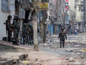 delhi violence afp