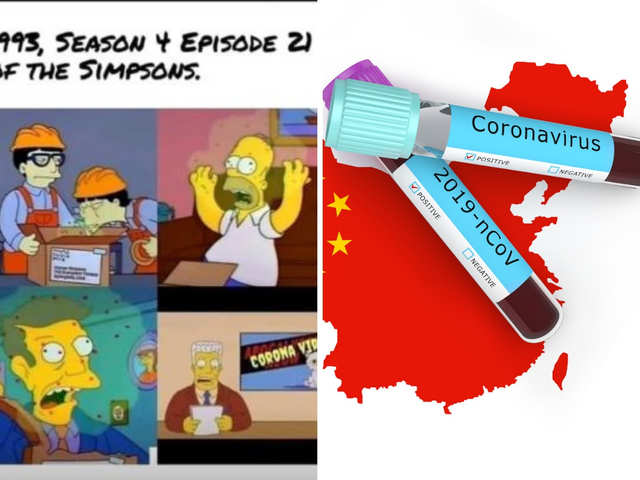 Did Simpsons Predict The Outbreak A Bioweapon Or Effects Of 5g