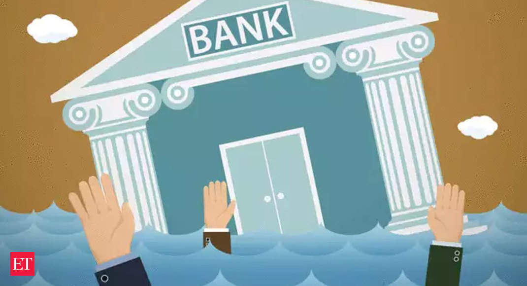 'Companies may default on Rs 2.54-L cr bank loans in next 3 years' - Economic Times thumbnail