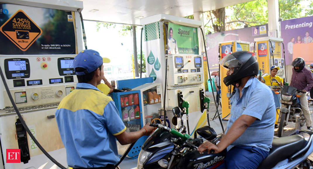 Petrol, diesel prices see sharp decline for second day in a row. Check today's rates here