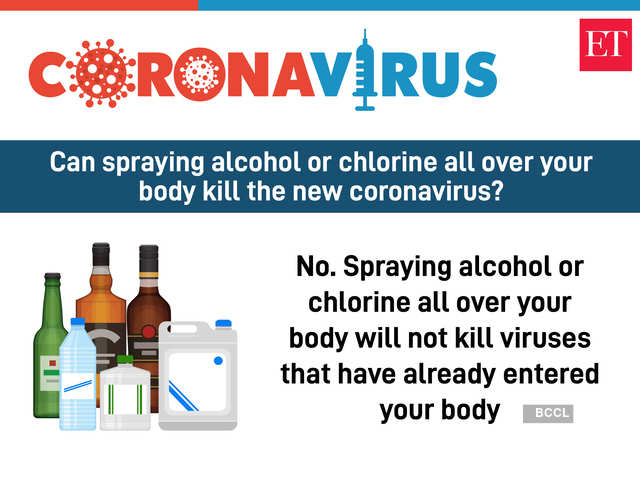 Image result for coronavirus kill with alcohol