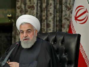 Rouhani---AFP