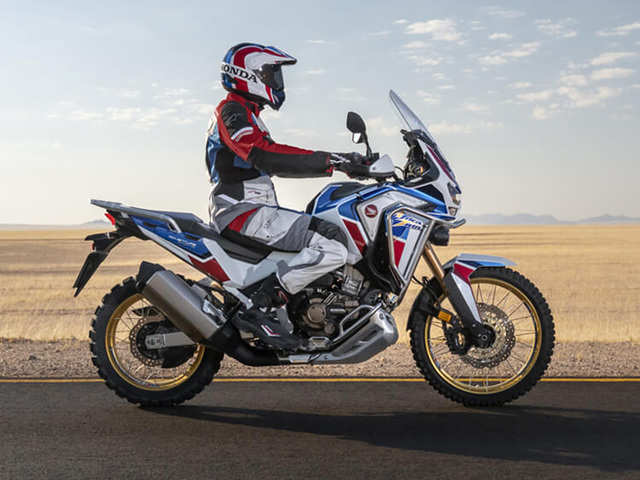 Going premium: Honda launches BSVI compliant 2020 Africa Twin Adventure Sports at Rs 15.35 lakh