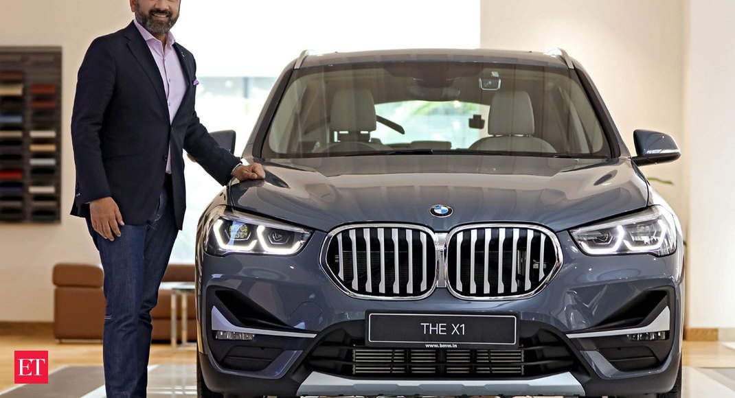 Bmw Drives In Updated Version Of X1 In India Check Price Variants And Safety Features Bmw X1 Launched The Economic Times