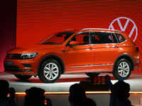 Volkswagen launches 7-seater SUV, Tiguan Allspace , at Rs 33.12 lakh