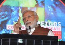 PM Narendra Modi at ET GBS