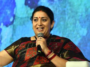 India has taken gigantic steps on gender equality: Smriti Irani at ET GBS 2020