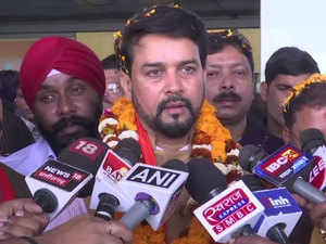 Anurag Thakur on Yes Bank crisis: We have sought notice from RBI