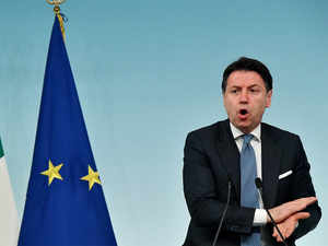 guiseppe conte afp